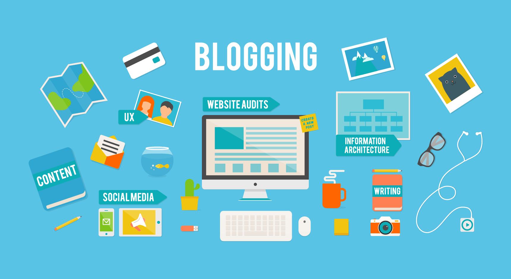 A Brief History of Blogging - TemplatePocket