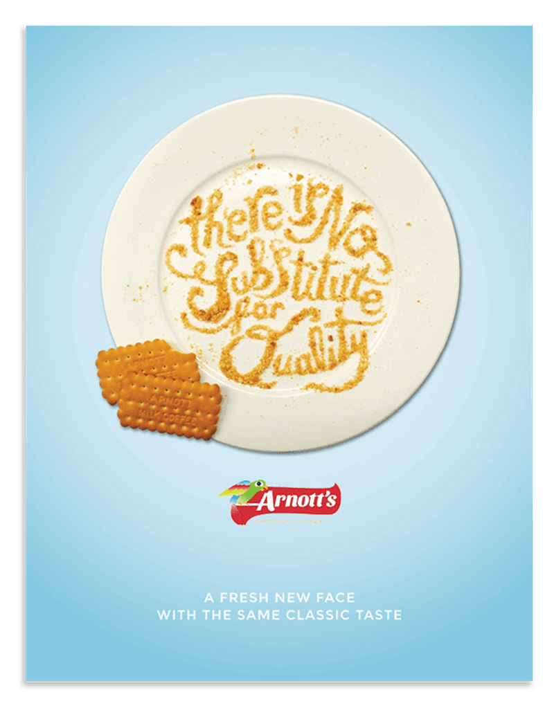 Creative Uses of Typography in Print Ads