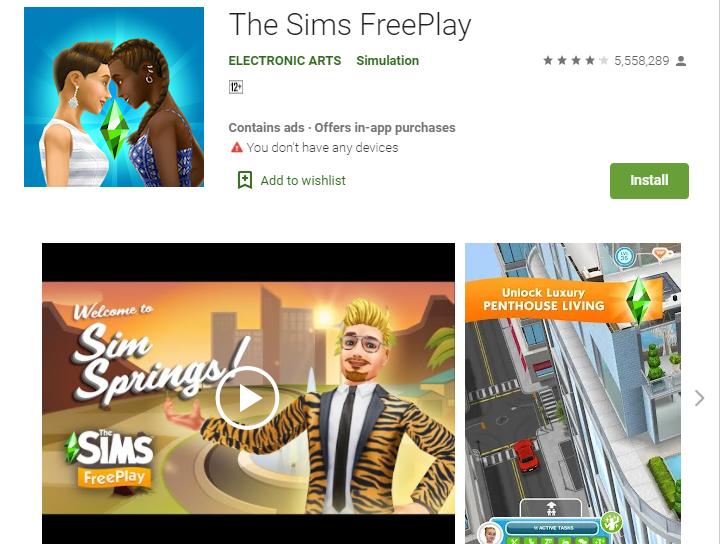 best character creators apps